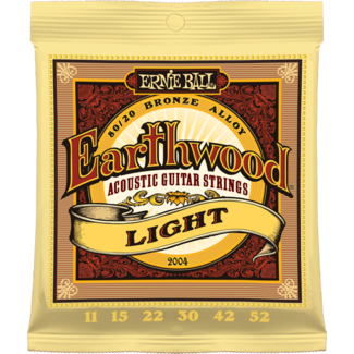 Ernie ball 2004 Earthwood-0
