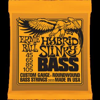 Ernie ball 2833 Hybrid Slinky Bass-0