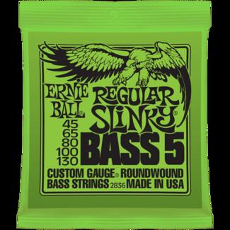 Ernie ball 2836 Regular Slinky 5 Bass-0