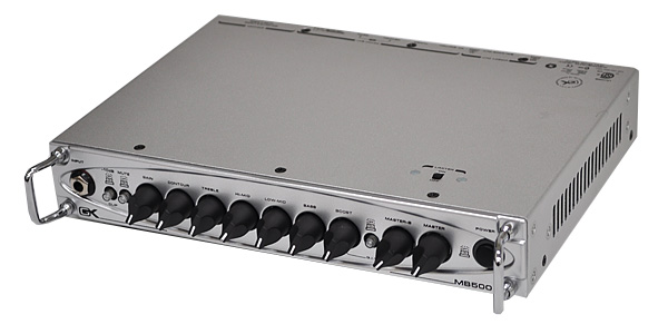 Gallien Krueger MB500 Head-0
