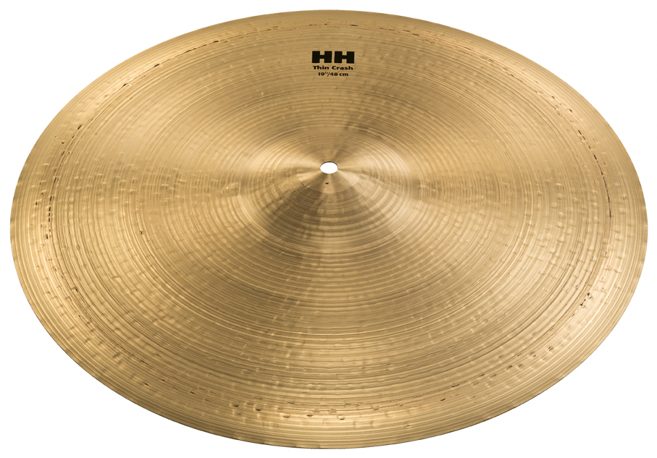 "SABIAN 19"" HH Thin Crash-0"