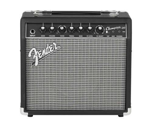 Fender Champion 20-0