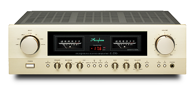 Accuphase E-270-0