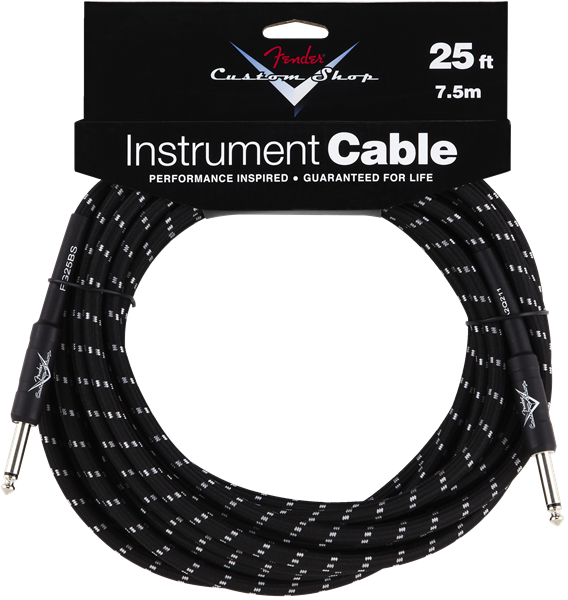 Fender Custom Shop Cables 7,5mt.-0
