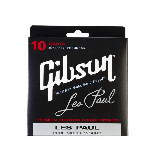 GIBSON Les Paul Signature Electric Guitar Strings-0