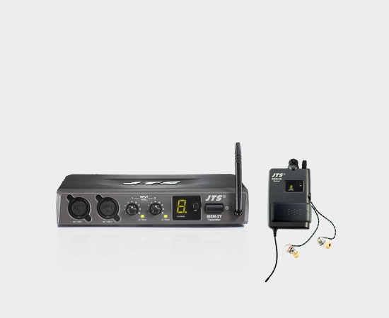 JTS SIEM-2 System In Ear Monitor-0
