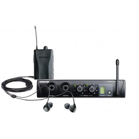 SHURE PSM 200 Sistema di Monitoraggio Personale In-Ear-0