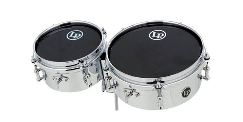 LATIN PERCUSSION MINI TIMBALES LP845-K-0