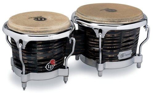LP PEDRITO MARTINEZ SIGNATURE BONGOS STAINED MOCHA-0