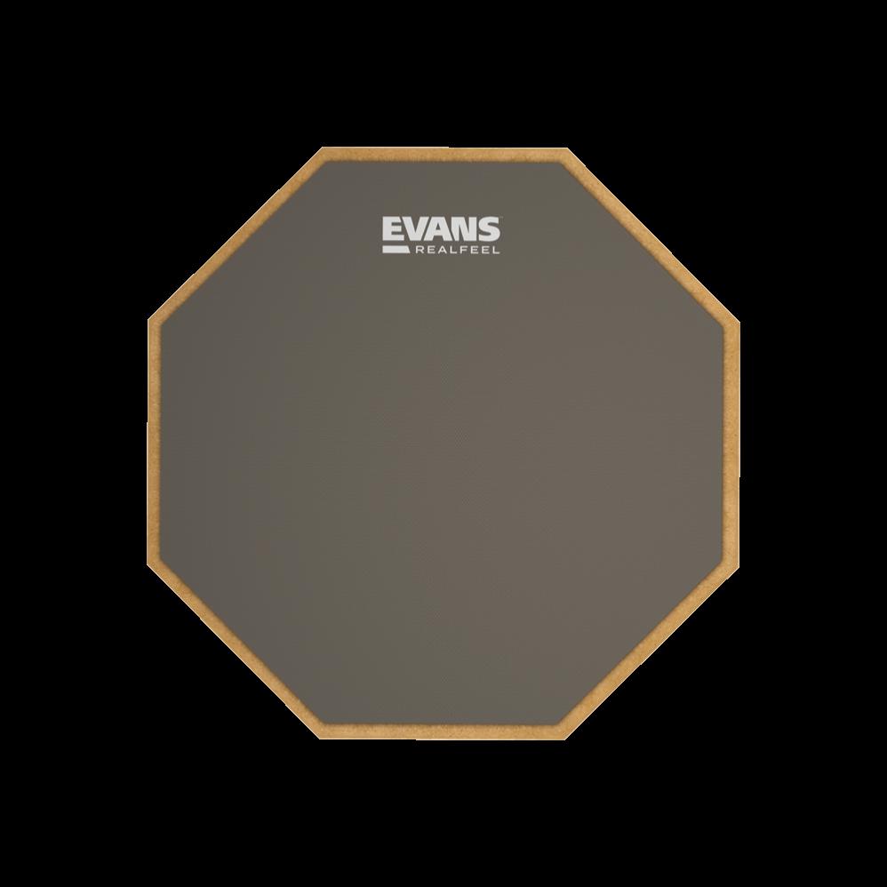 EVANS Pad Realfeel RF12G-0