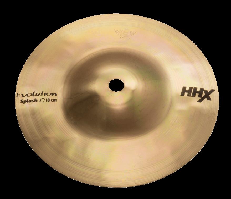 "SABIAN 7"" HHX Evolution Splash-0"