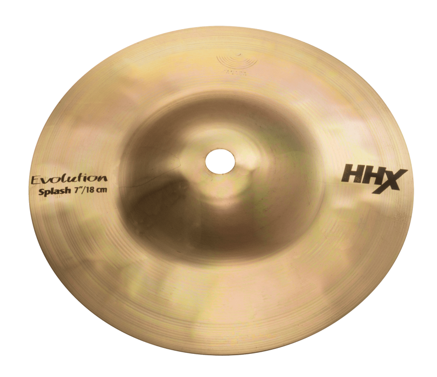 "SABIAN 10"" HHX Evolution Splash-0"