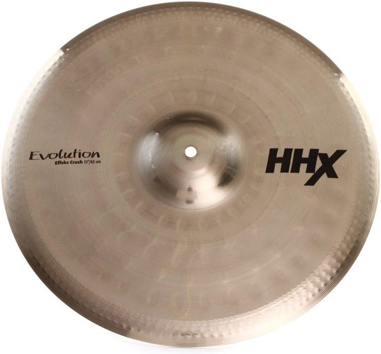 """SABIAN 17"""" HHX Evolution Effeks Crash-0"""