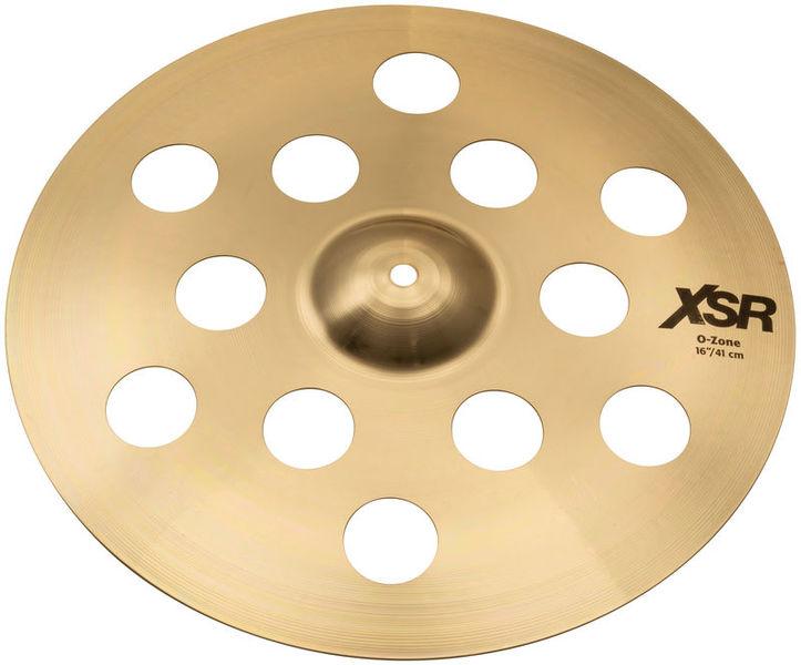 """SABIAN 16"""" XSR O-Zone-0"""