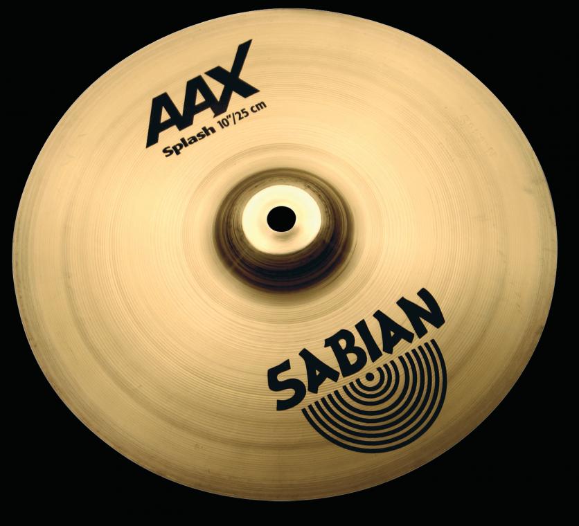 """SABIAN 10"""" AAX Splash-0"""