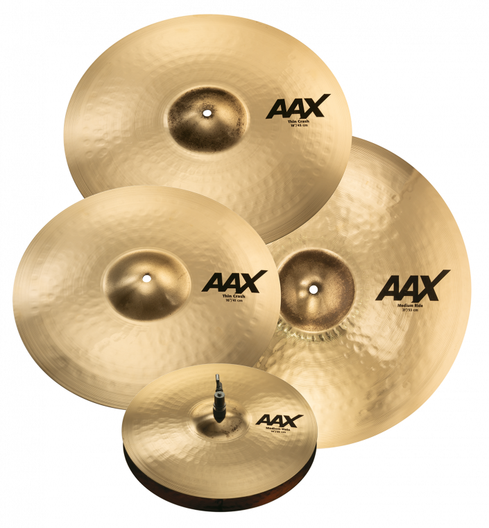 SABIAN AAX Promotional Set-0