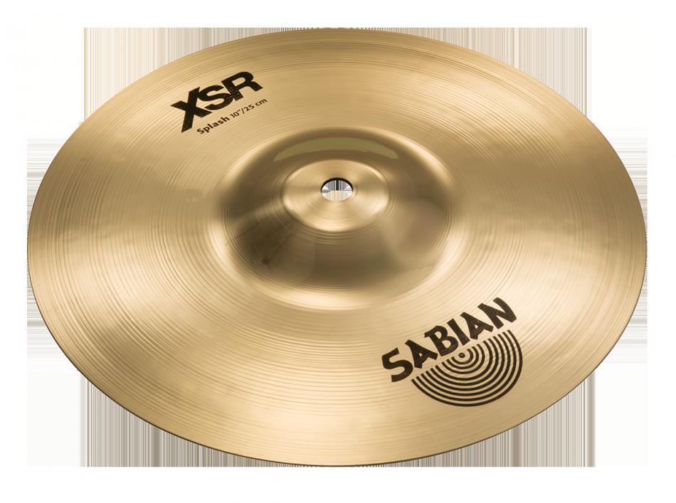 "SABIAN 10"" XSR SPLASH-0"