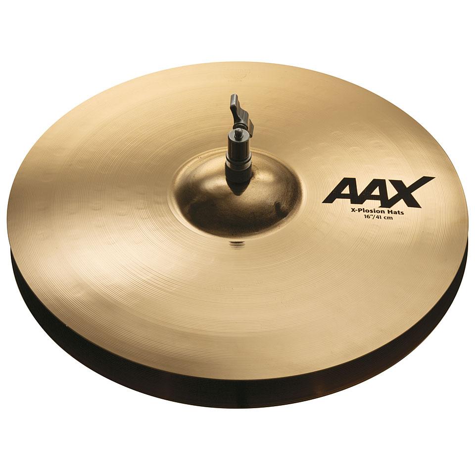 """SABIAN 16"""" AAX X-Plosion Hats-0"""